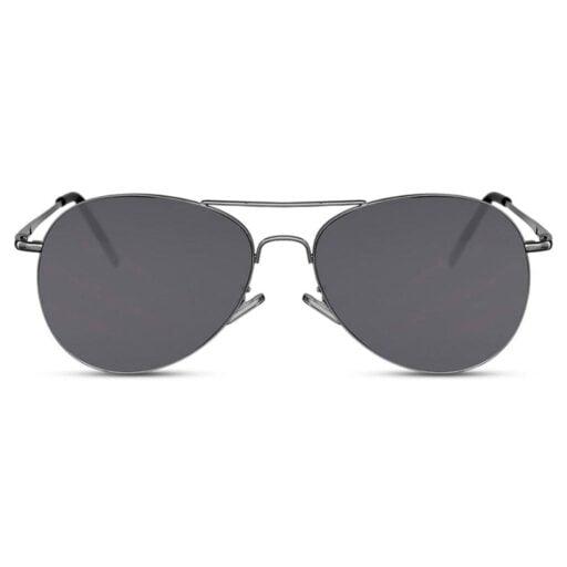 γυαλιά ηλίου αεροπόρου, aviator sunglasses, μαύρα γυαλιά ηλίου ανδρικά-γυναικεία, μαύρος φακός, cosmopolitan black-black rose