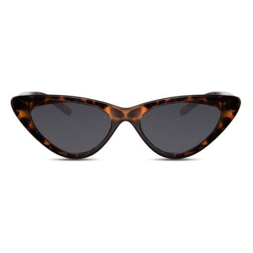 cat eyes, γυαλιά ηλίου cat eye, γυναικεία γυαλιά ηλίου ταρταρούγα, cat eye ταρταρούγα, cat eyes, μοντέρνα γυαλιά ηλίου cat eye, εντυπωσιακά cat eyes fox - black rose
