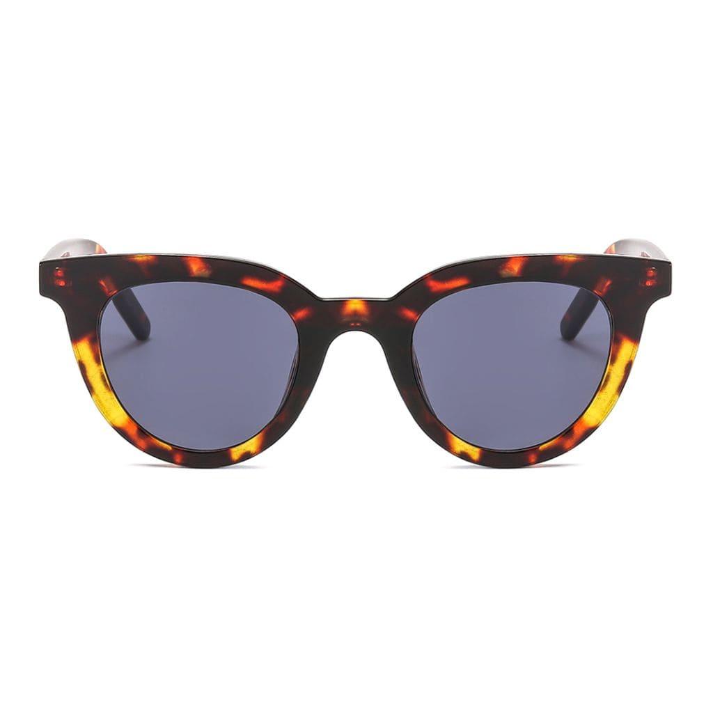 cat eye, γυαλιά ηλίου λεοπάρ - τιγρέ, vintage cat eye καφέ-χρυσό, γυναικεία γυαλιά ηλίου λεοπάρ, retro cat eyes sunglasses, vintage cateyes gold angel - black rose sunglasses