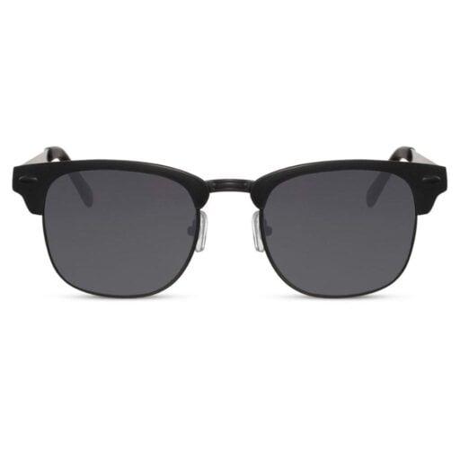γυαλιά ηλίου browline, unisex μεταλικά μαύρα γυαλιά clubmaster, εντυπωσιακά black matte γυαλιά ηλίου ανδρικά-γυναικεία, γυαλιά ηλίου ρετρό, metallic heart-black rose sunglasses
