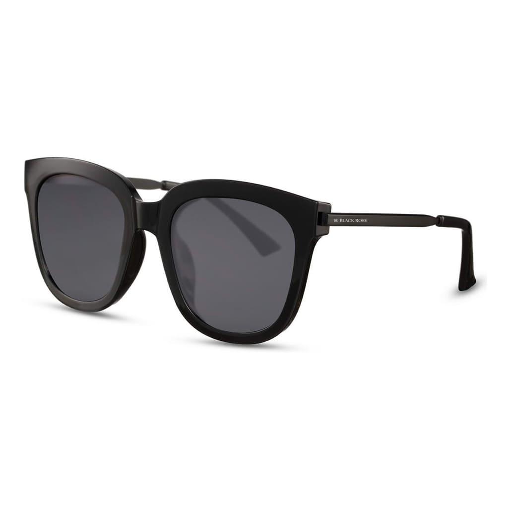 oversized γυαλιά ηλίου, μεγάλα γυαλιά ηλίου γυναικεία, μαύρα γυαλιά ηλίου, μεγάλα μαύρα τετράγωνα γυαλιά ηλίου naughty black-blackrose sunglasses