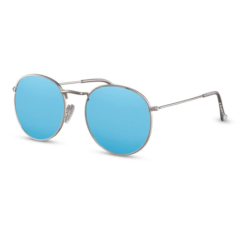 μπλε γυαλιά ηλίου με καθρέφτη, γυαλιά ηλίου γυναικεία-ανδρικά μπλε , γυαλιά ηλίου με ασημί μεταλλικό σκελετό, blue yolo-black rose
