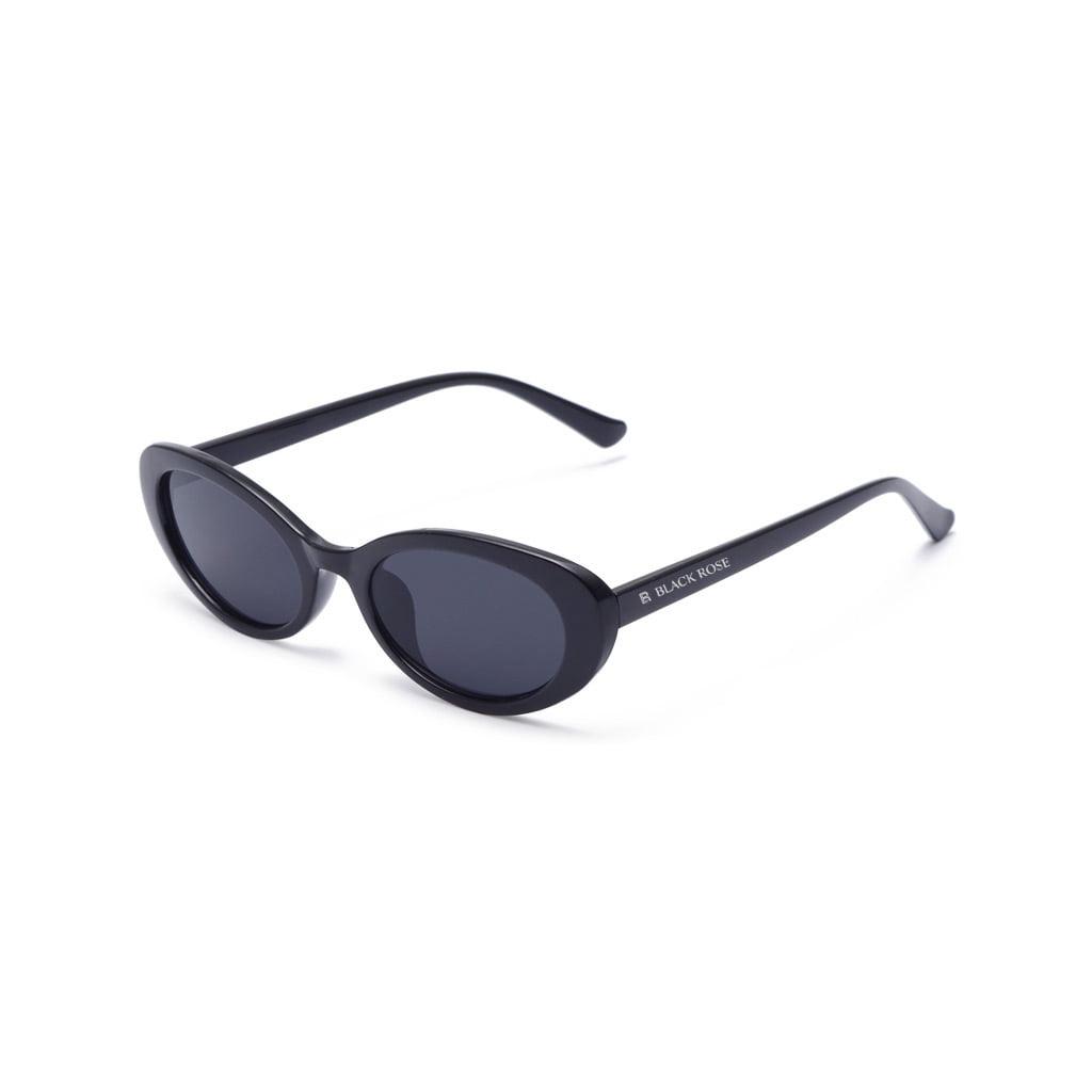 μαύρα γυαλιά ηλίου γυναικεία, γυναικεία γυαλιά ηλίου vintage, γυναικεία γυαλιά ηλίου ρετρό, μικρά γυαλιά ηλίου candy black-black rose