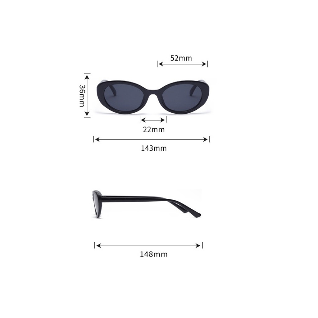 μαύρα γυαλιά ηλίου γυναικεία, γυναικεία γυαλιά ηλίου ρετρό, λεπτομέρειες στα μεγέθη, candy black-black rose